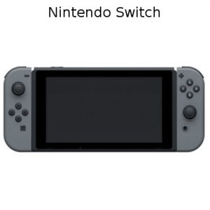 Portable console Nintendo Switch
