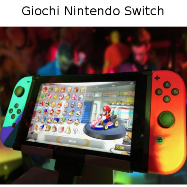 Videogames nintendo switch